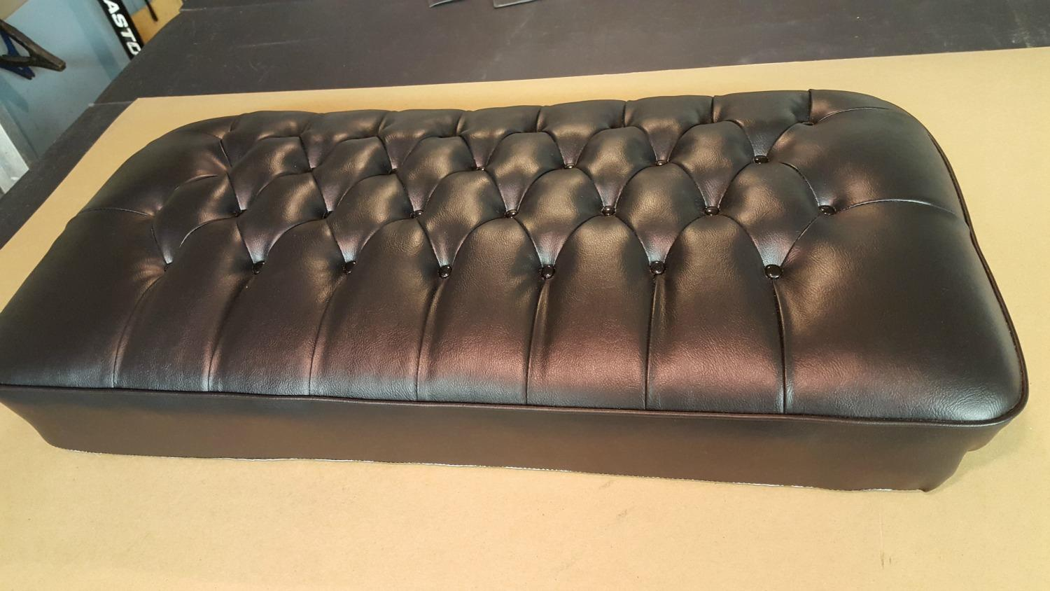 Diamond Tufted Seat Cushion1500