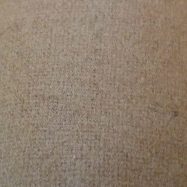 Classtique Upholstery Light Brown Tan Wool Broadcloth