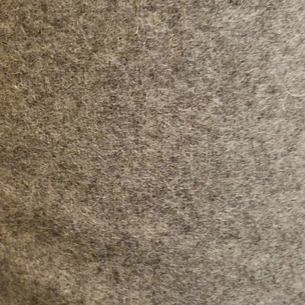 Classtique Upholstery Light Grey Wool Broadcloth